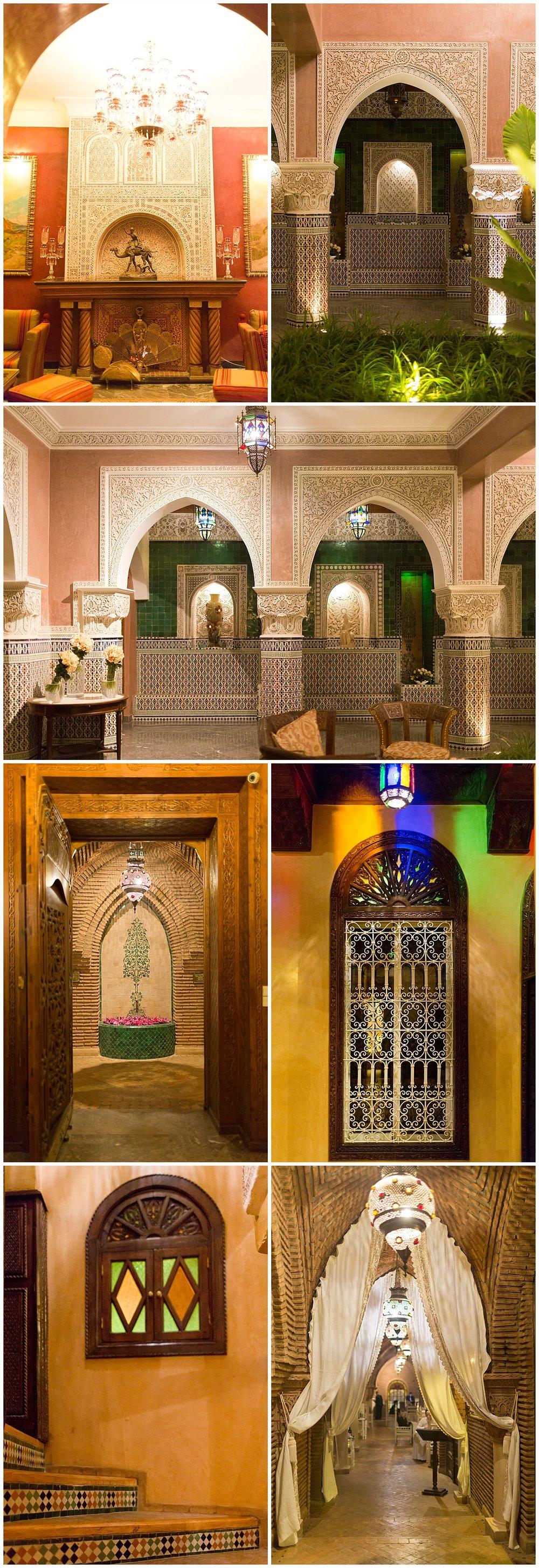 La Sultana spa and hotel in Marrakech, Morocco