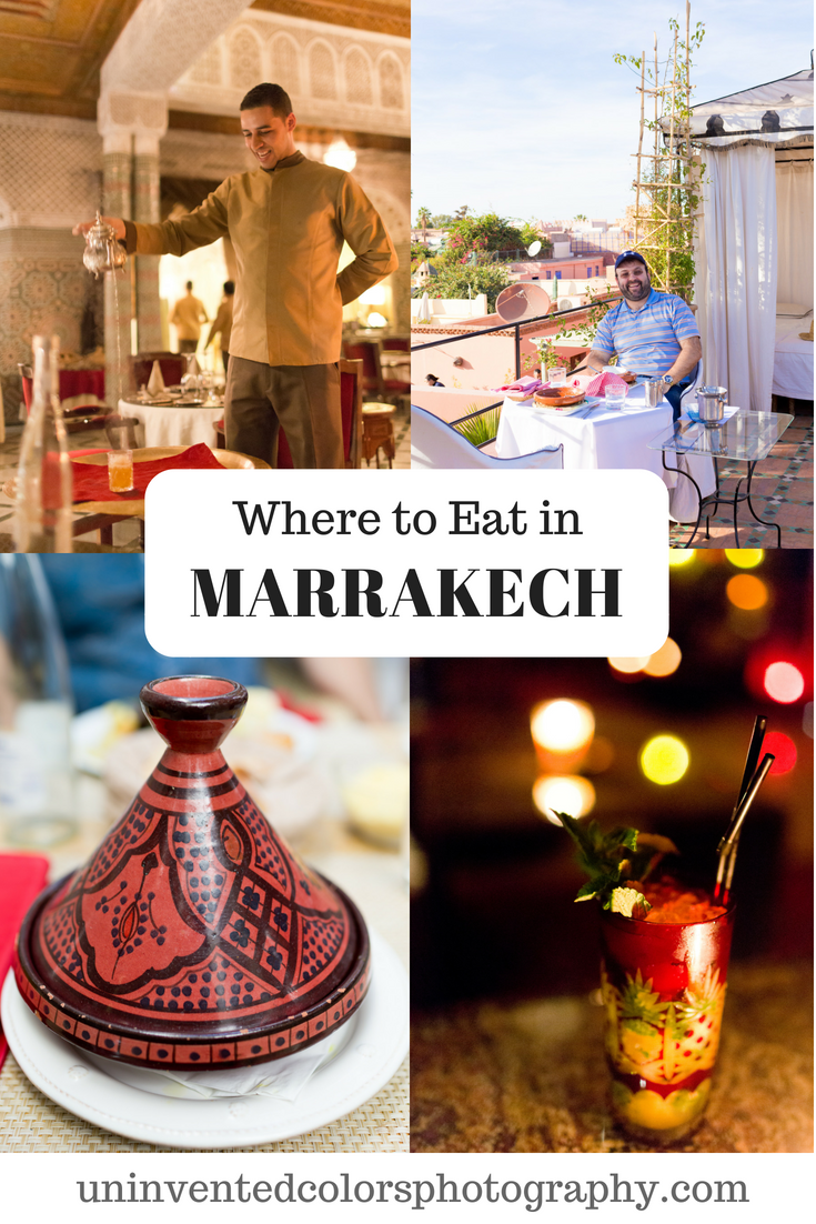 Where to Eat in Marrakech - Morocco Restaurant Recommendations