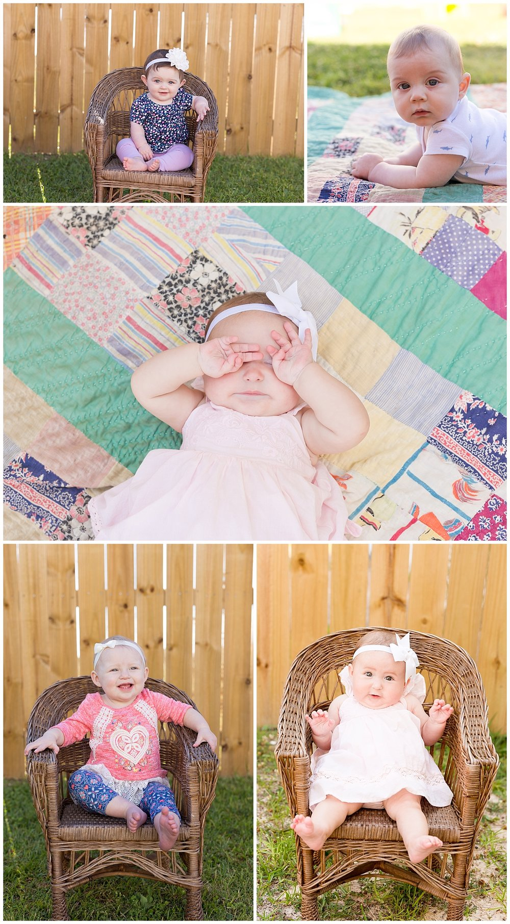 baby portraits in Ocean Springs, Mississippi