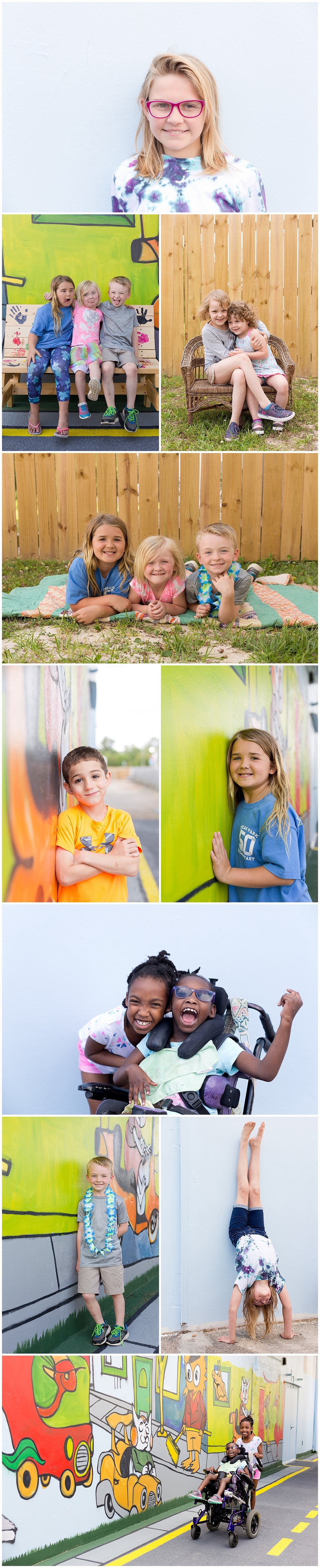a relaxed, lifestyle approach to school pictures in Ocean Springs, MS
