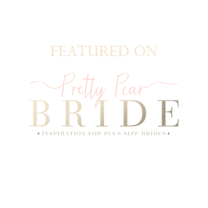 featured on Pretty Pear Bride - Bridal Portraits in Ocean Springs, MS
