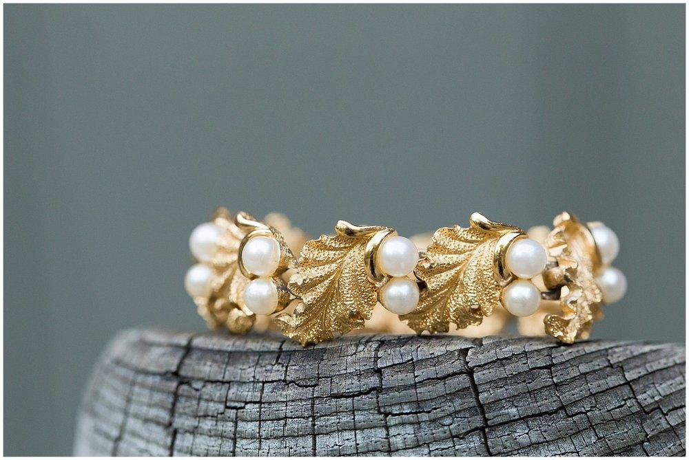 """antique bracelet """"something old"""" for wedding"""