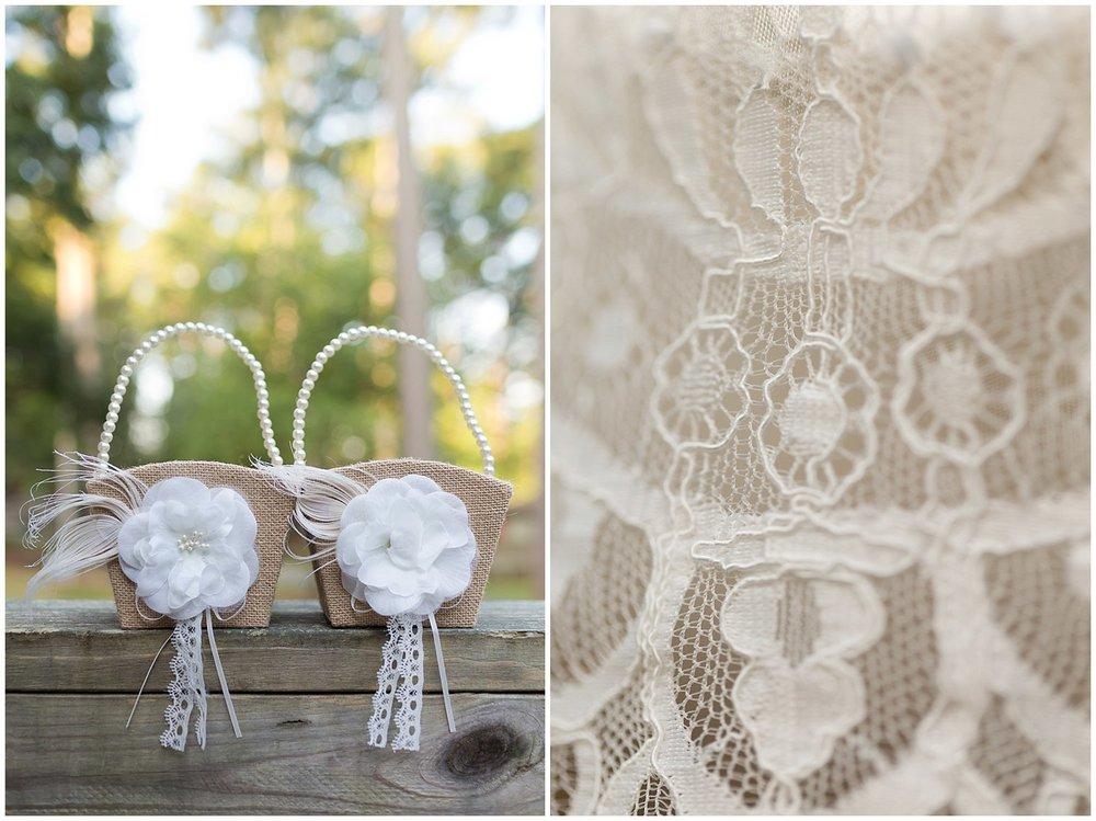 bridal details - destination wedding photographer