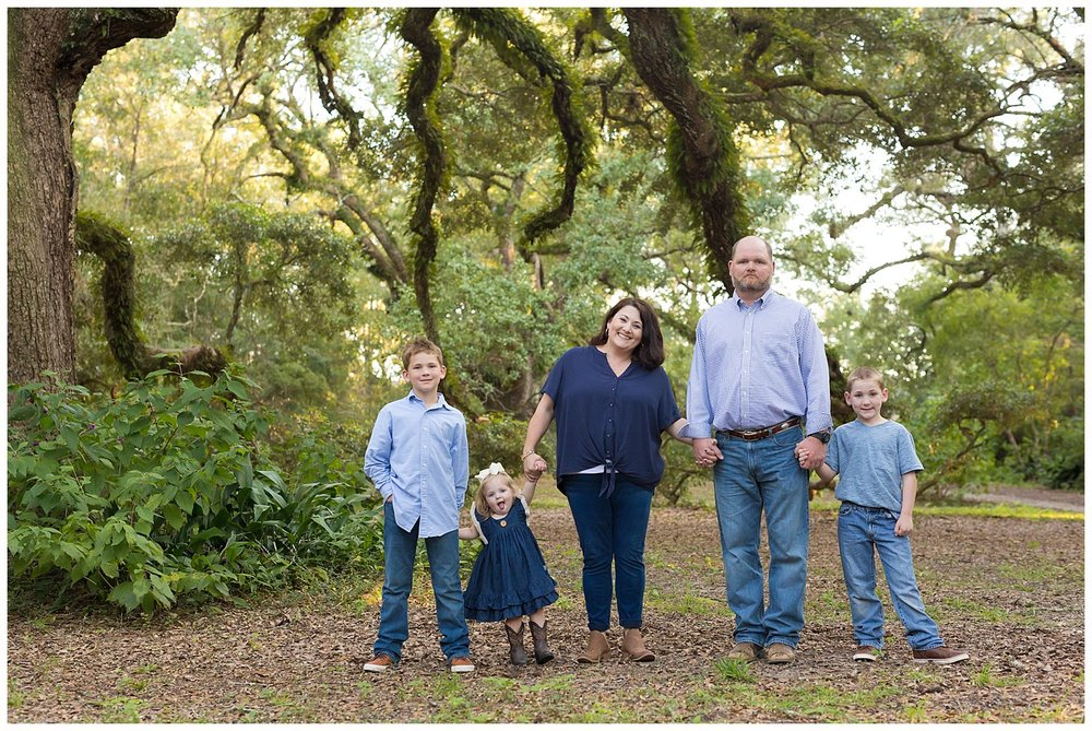 family photographer in Ocean Springs, MS