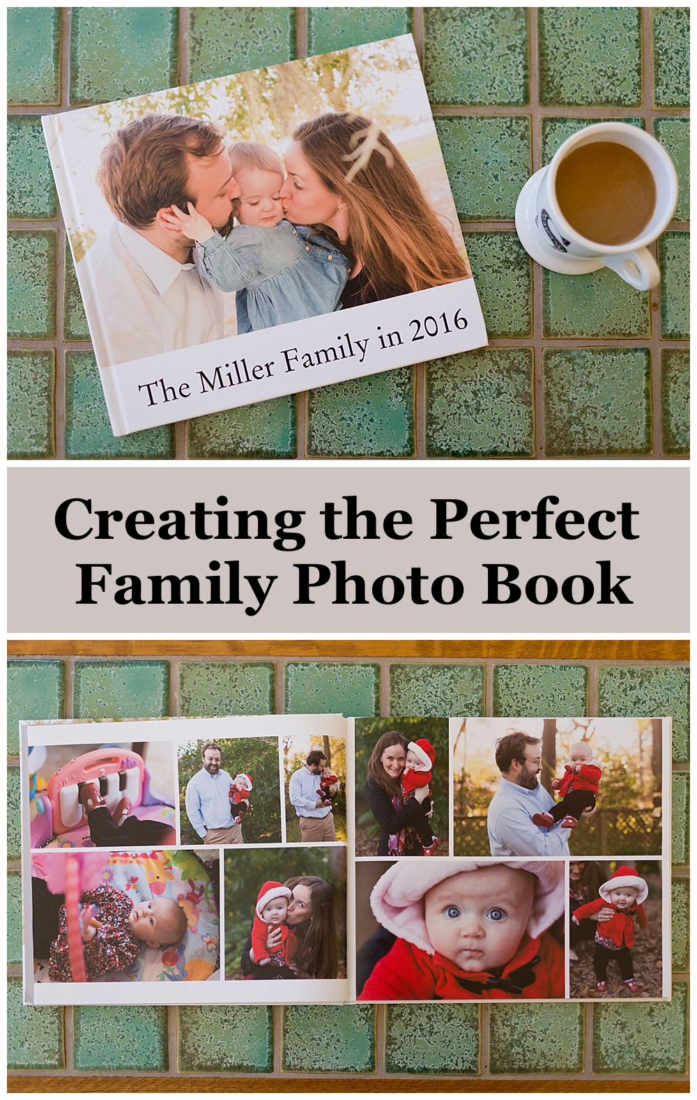 How to Make a Family Photo Book - Best Family Photo Books