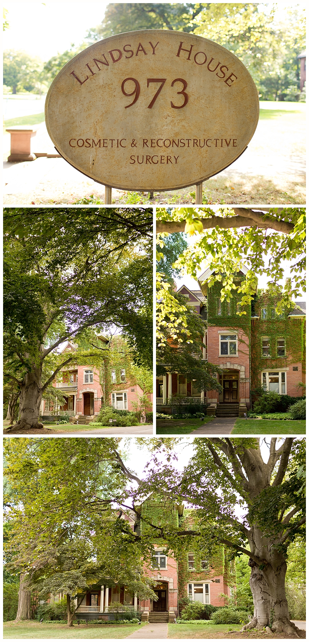 Lindsay House historic home in Rochester, NY