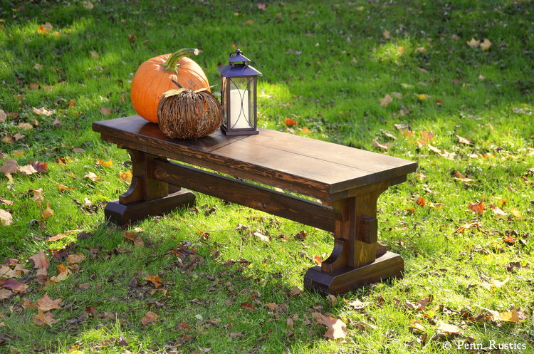 RUSTIC FARMHOUSE TRESTLE DINING BENCH.jpg