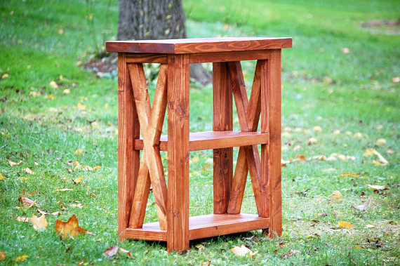 Rustic X Mini Entry Console Table.jpg