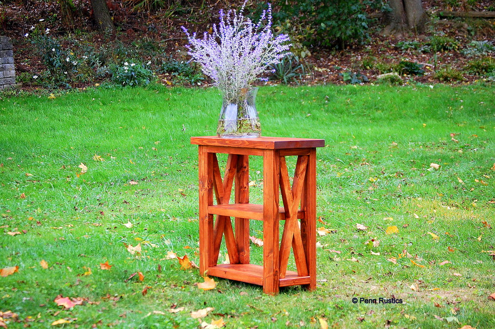 RUSTIC X MINI ENTRYWAY TABLE.jpg
