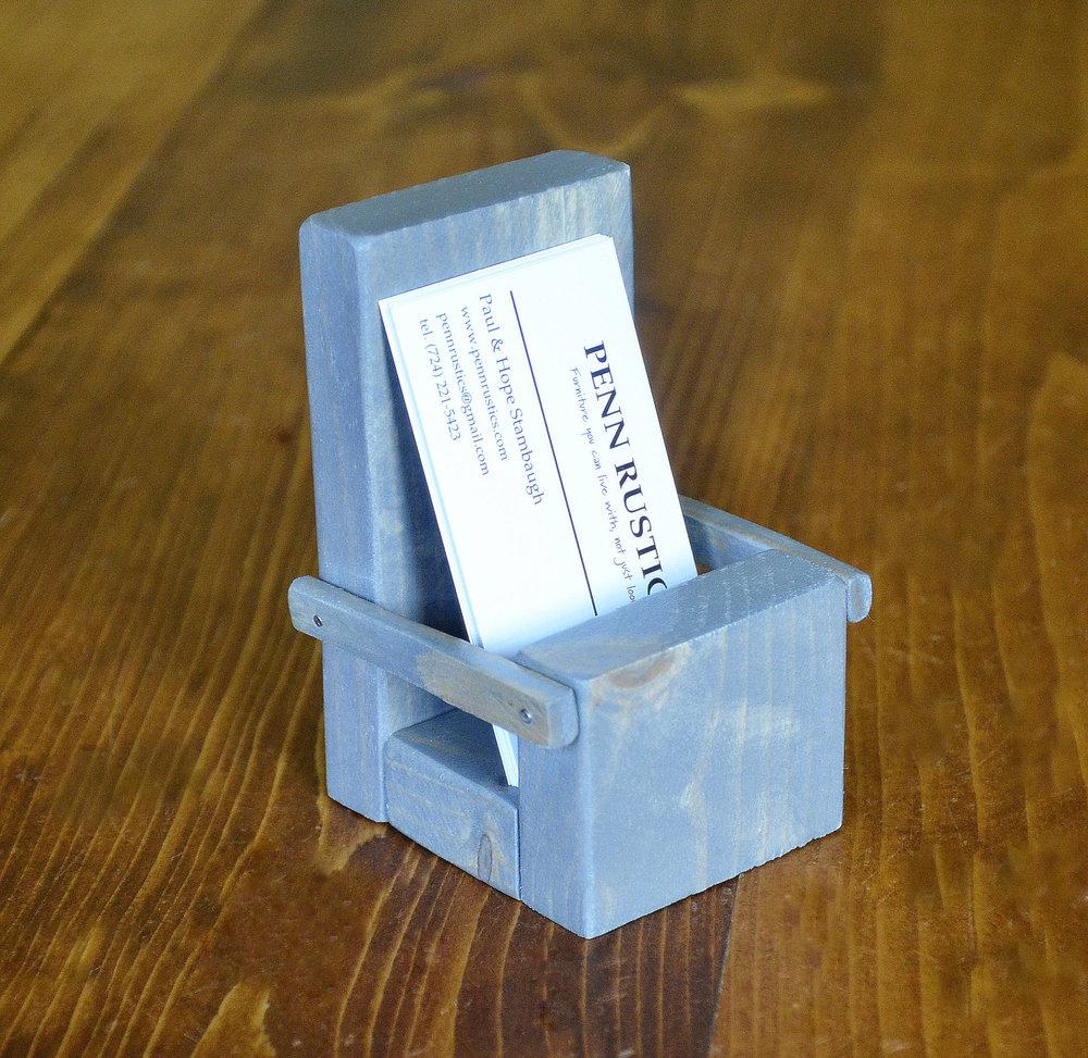 Wood Business Card Holder Business Card Stand For Desk Desk Card Holder Business Gift Wood Card Holder Menu Holder Mini Display