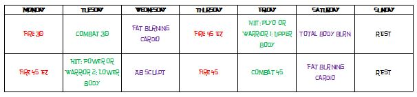 bridge schedule