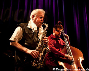 Lee Konitz & Jeff Denson