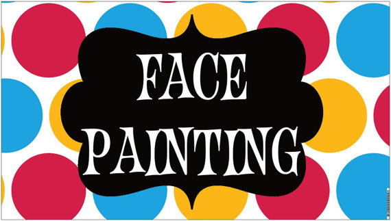 Keep calm and get your face painted!  All donations go to Ferndale PTAs. SAT & SUN    LIBRARY COURTYARD