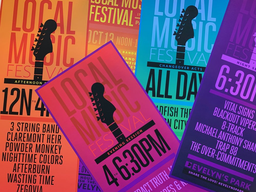 Local Music Festival in the Park