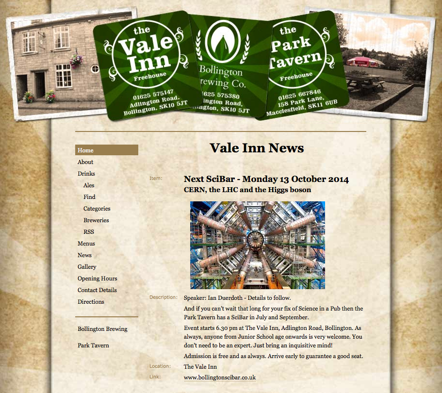 The Vale Inn