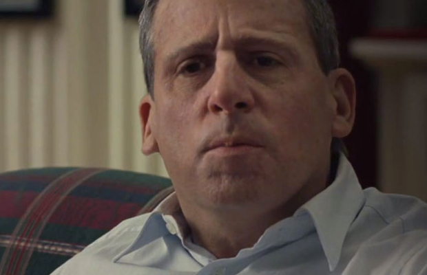 "Steve Carrel, ""Foxcatcher"""