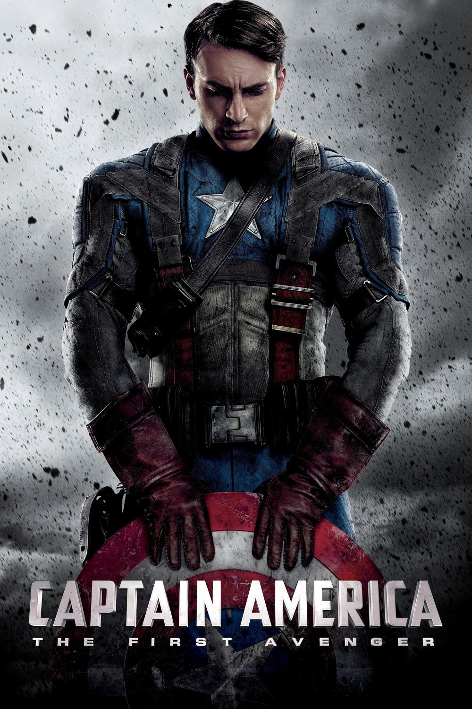 Captain america the first avenger 2011 -  Captain America The First Avenger Review By Daghan Dalgic