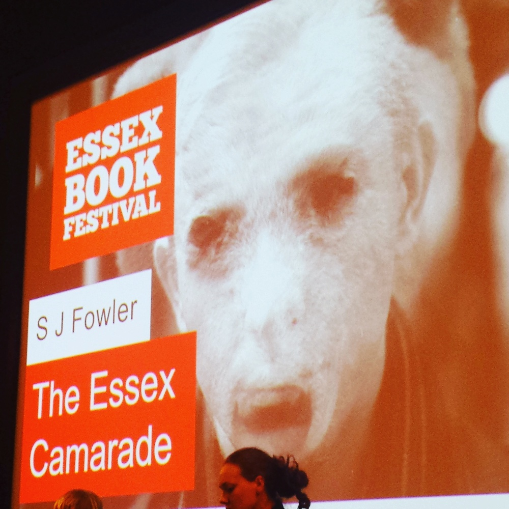 The Essex Book Festival Camarade