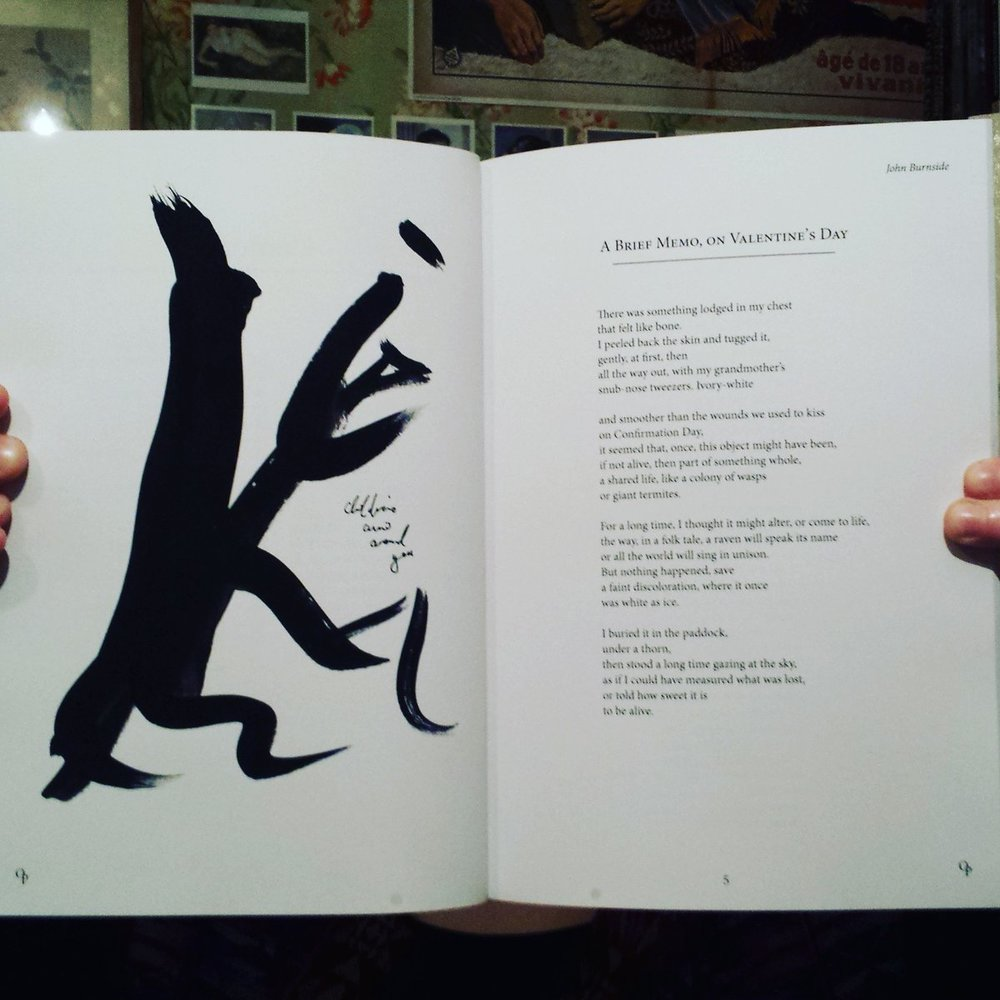 Published An Artpoem In Oxford Poetry Sj Fowler