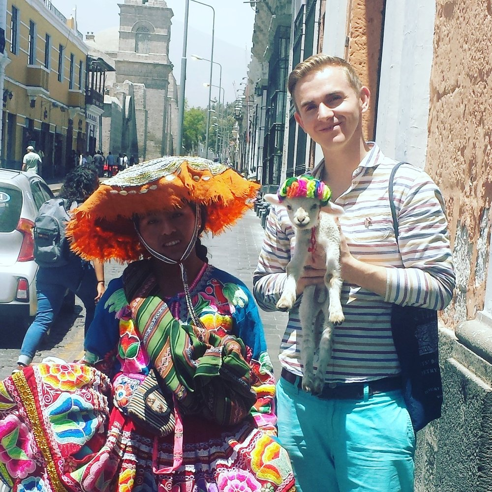 Hay Festival Arequipa: Peru
