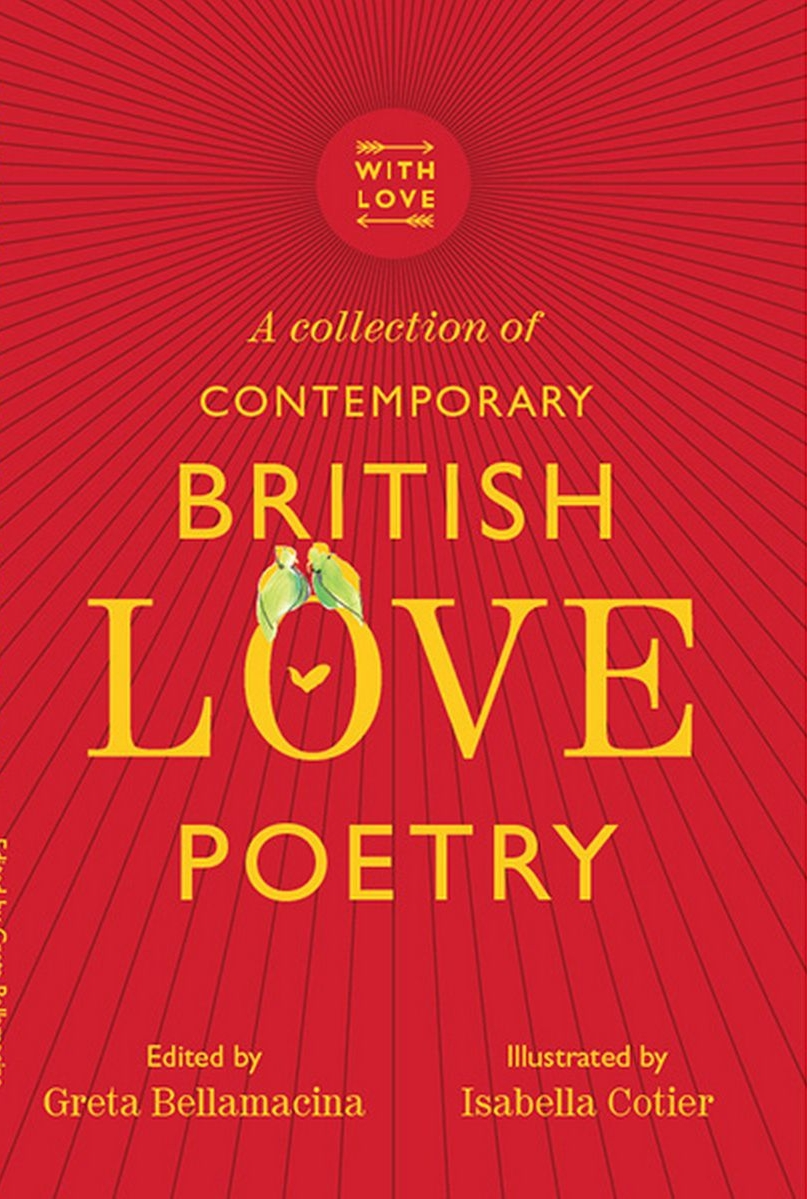 British Love Poetry / ed. Greta Bellamacina