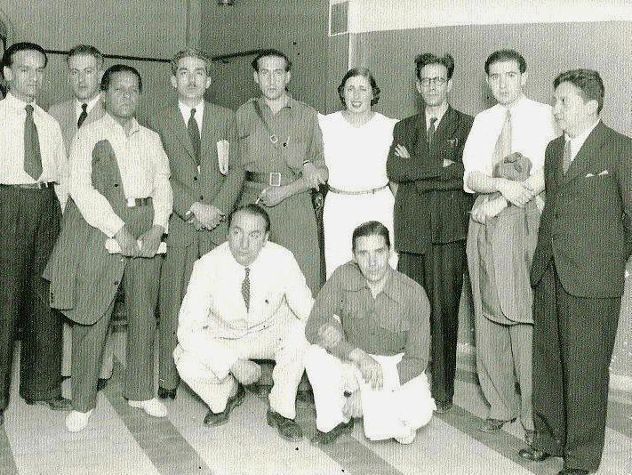 Segundo Congreso Internacional de Escritores para la Defensa de la Cultura julio de 1937.jpg