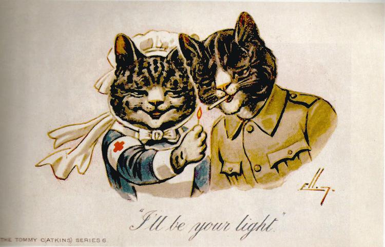 The Collectors Series Postcards Of Nursing Prnmagazine