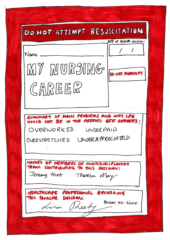 Why I Quit Nursing Prnmagazine