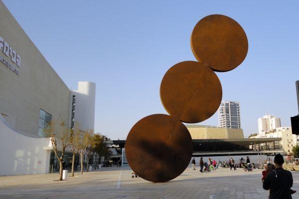 Rothschild Sculpture Tour