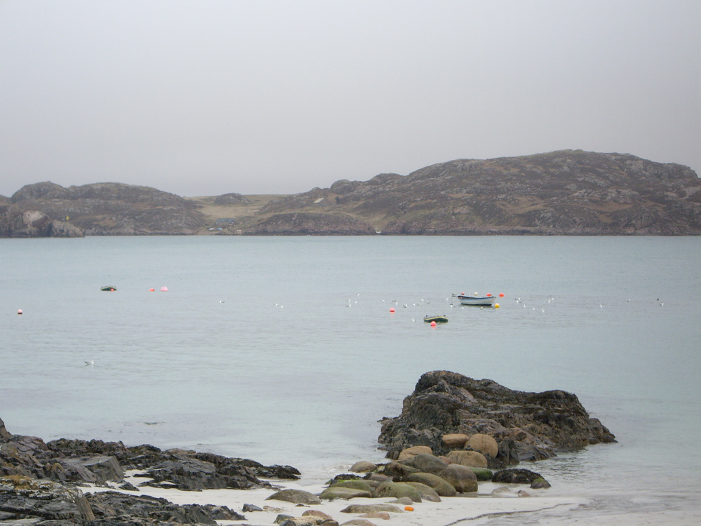 The sound of Iona
