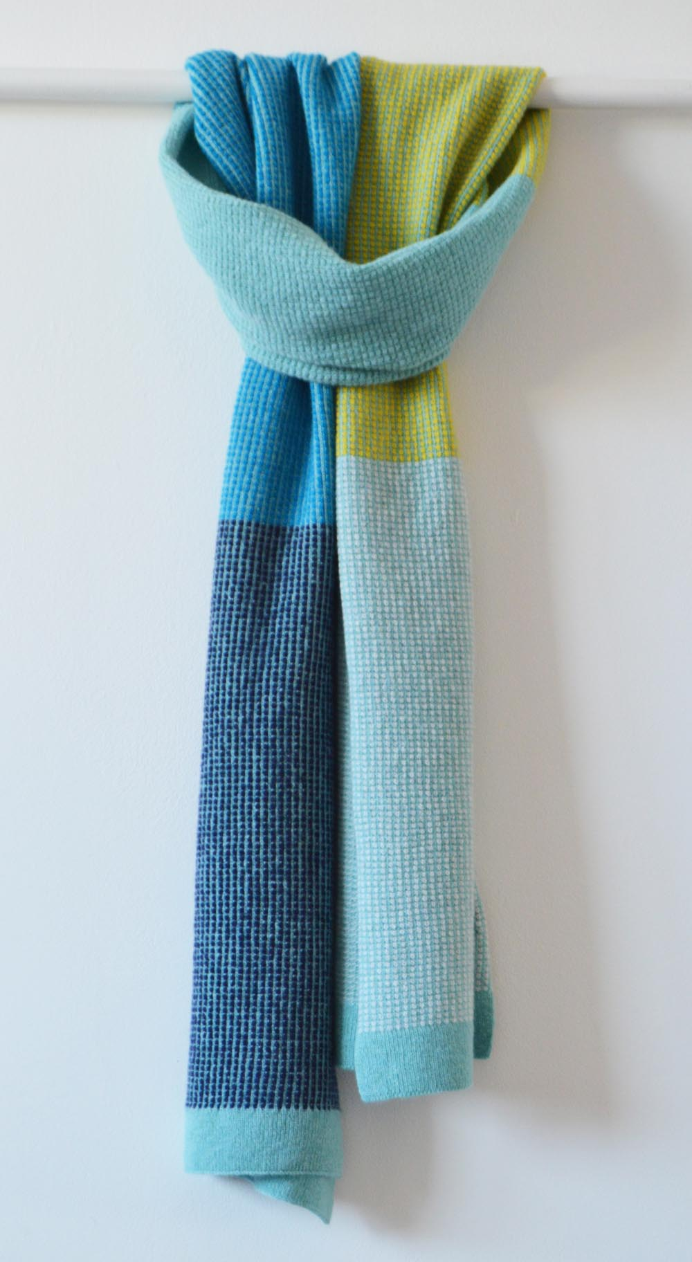 Iona Scarf made with finest soft wool