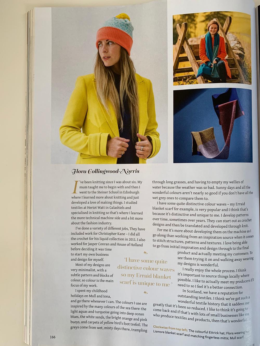 Scottish Field Magazine, The Luxury Issue 2018