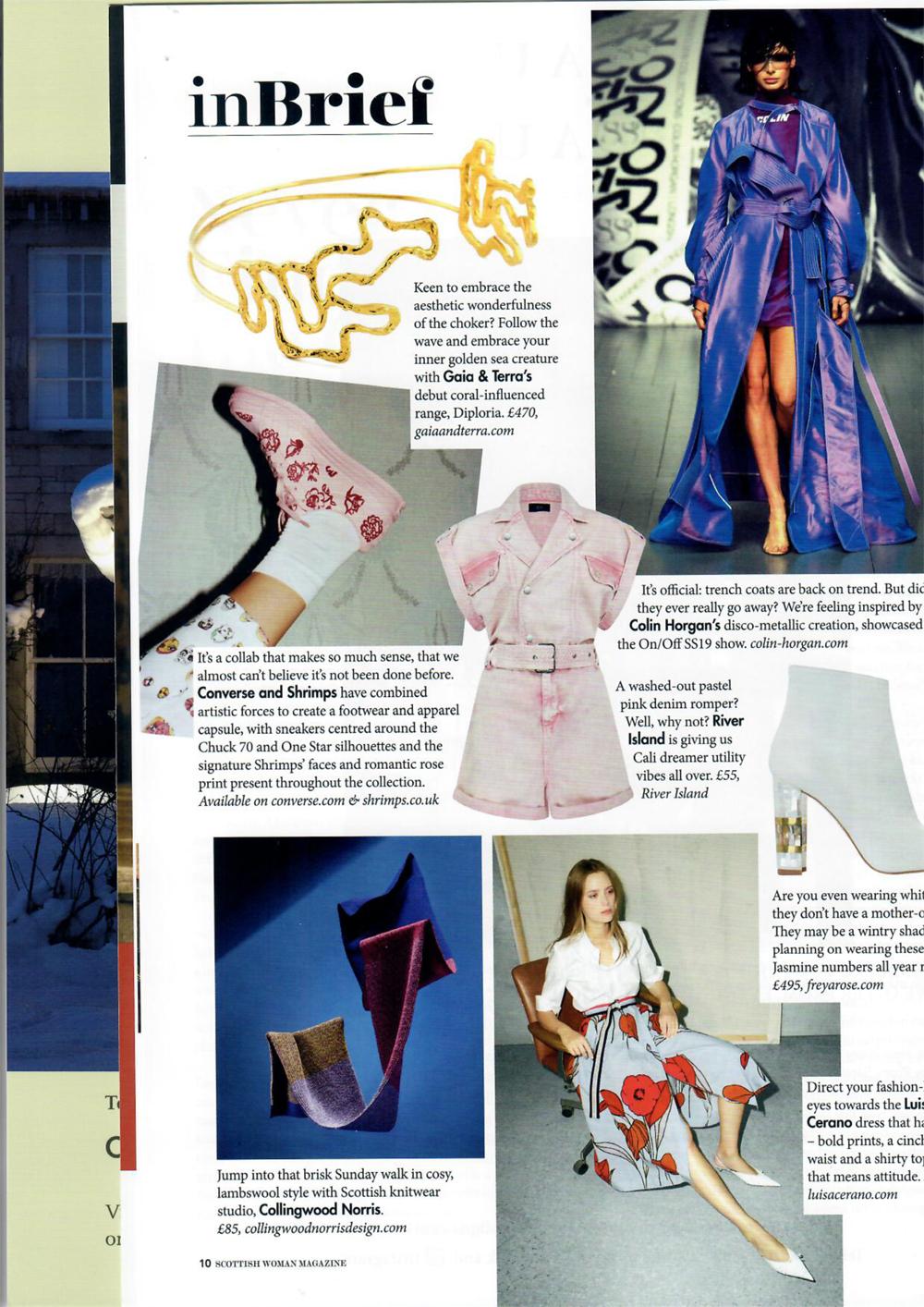 Scottish Woman Magazine, January 2019