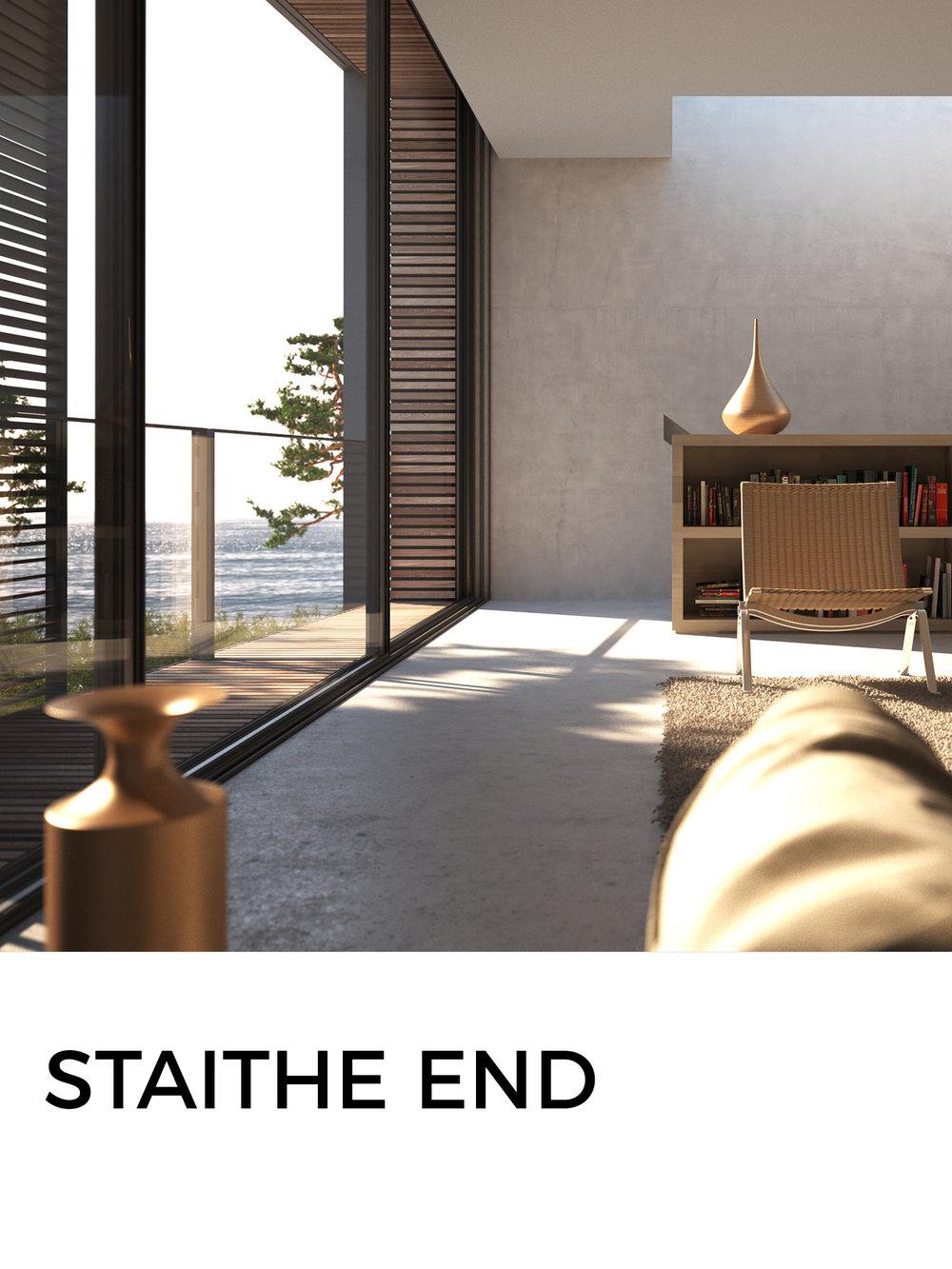 STAITHE END