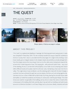 Quest_Architecture(RIBA)