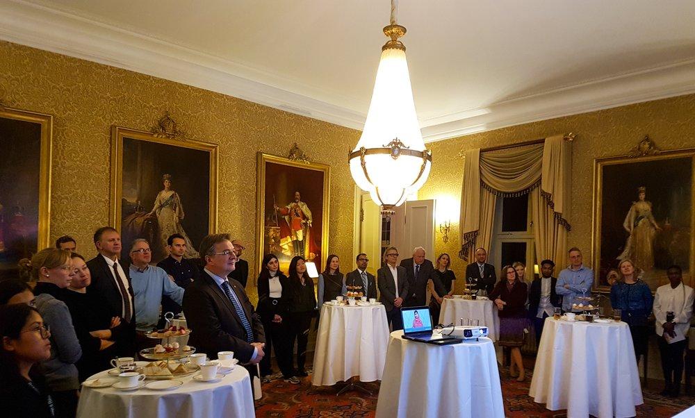 British Ambassadors Residence