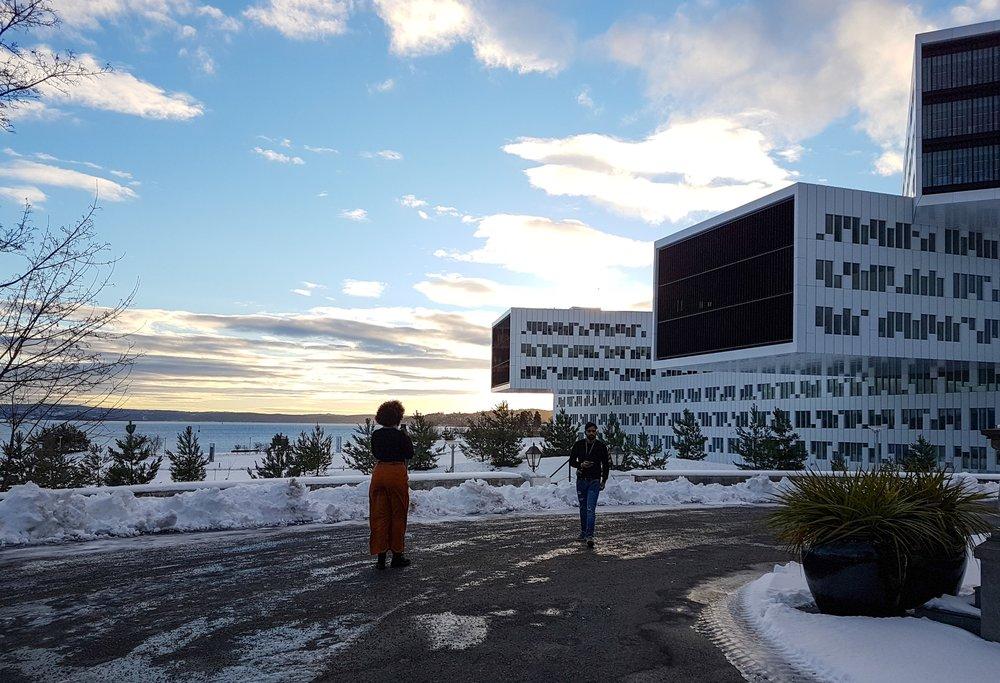 Equinor Oslo HQ Visit