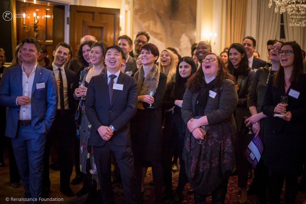 Norwegian Ambassadors RF Reception
