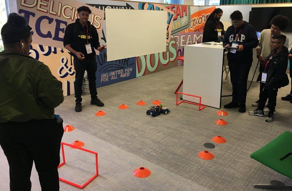 Tech Slam @ Google UK