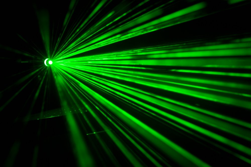 Green Laser Devices