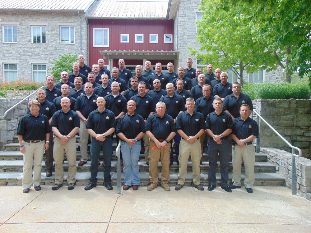 National Conservation Law Enforcement Leadership Academy, Class of 2014
