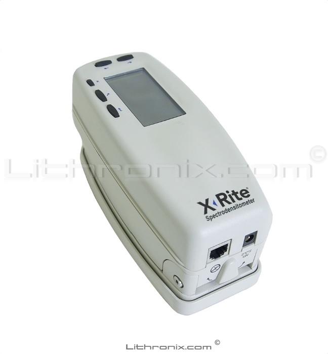 X-Rite 528 Portable Color Reflection Spectro-Densitometer