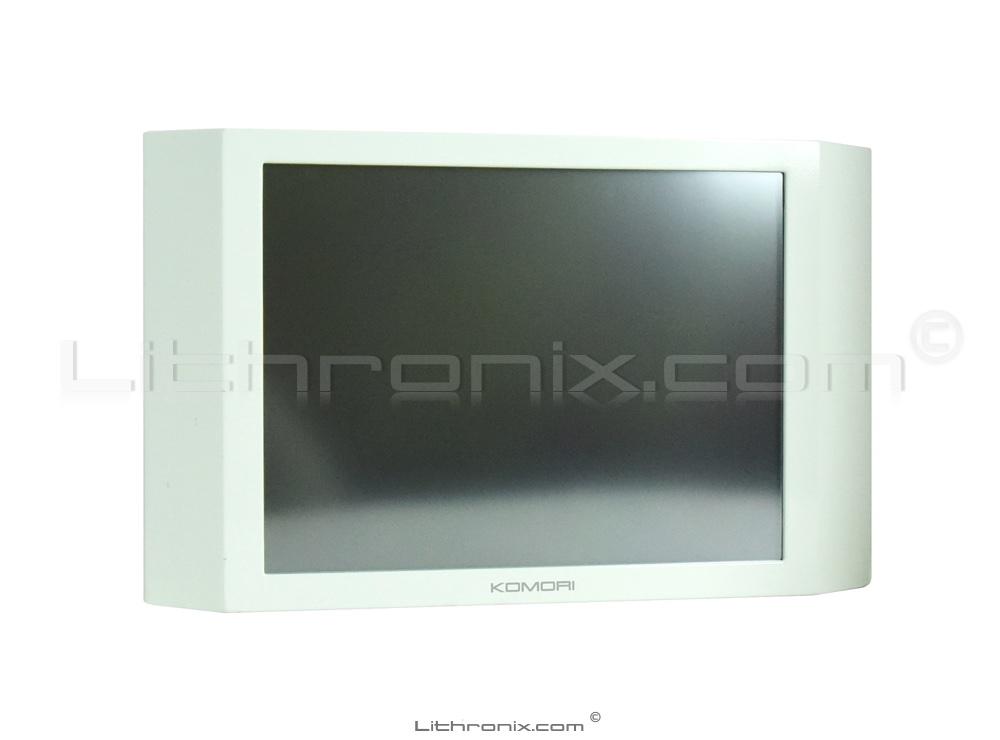 MTM-15DK Touchscreen, Komori