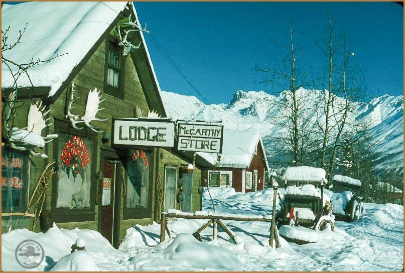 McCarthy Lodge pre 2000.