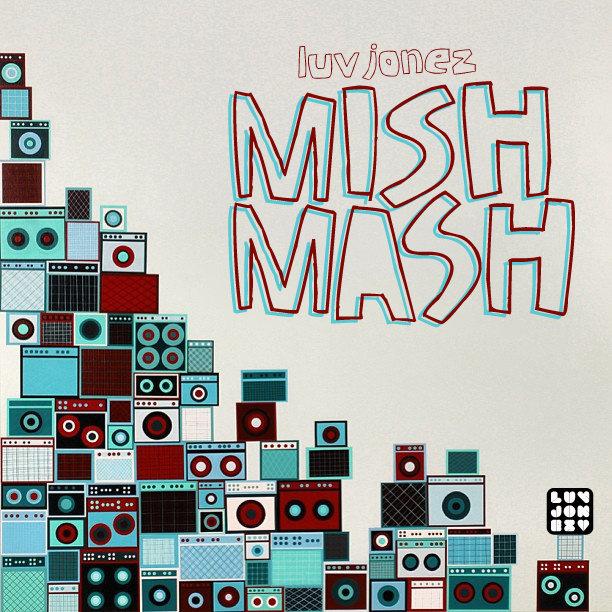 Mish Mash LP