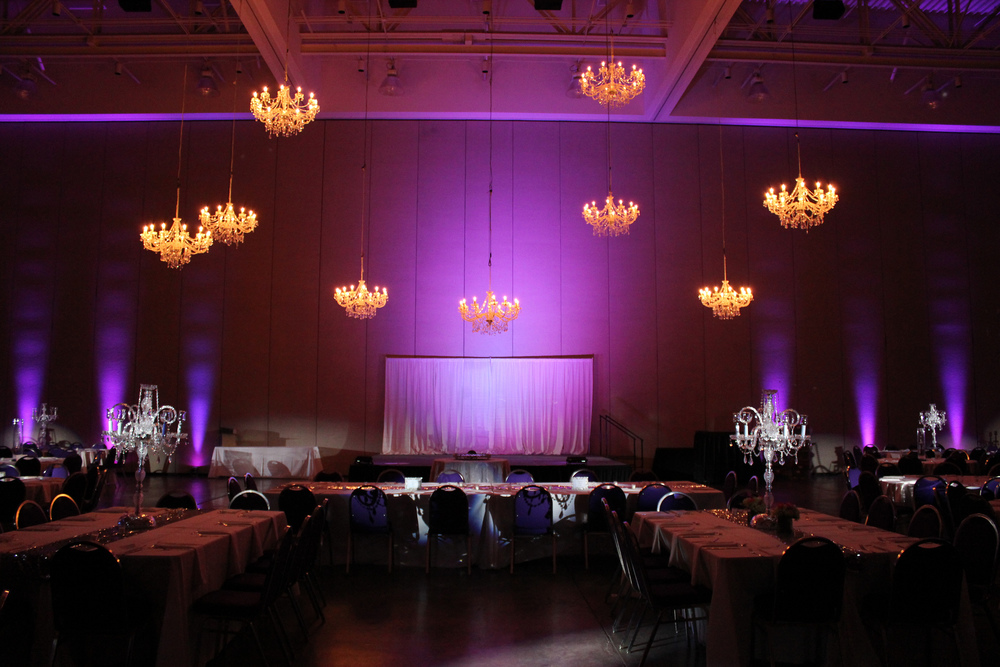 Wedding Reception - Fort Smith Convention Center