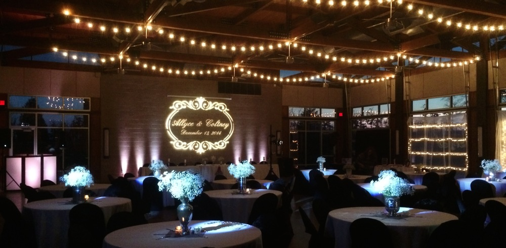 Wedding Reception and Ceremony - Bell Park Pavilion - Greenwood, AR