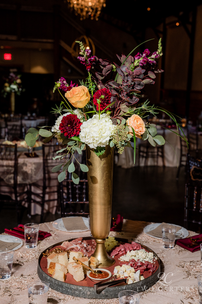 Amazing centerpieces by Jules Design