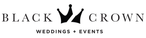 Black Crown | Luxury Weddings & Events