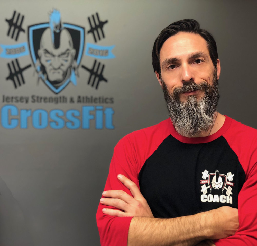 Skip Chapman    Owner & Head Coach   CFL1, CFL2, CFWL, CFD, USAW1, UCRow2 - JSA CrossFit, JSA Lift, JSA Motor, JSA Strong, JSA Team, JSA Martial Arts